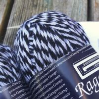 Raggsock kit - Black and White